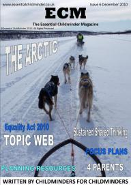issue 6 front cover